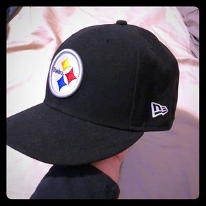 Pittsburgh Steelers fitted hat